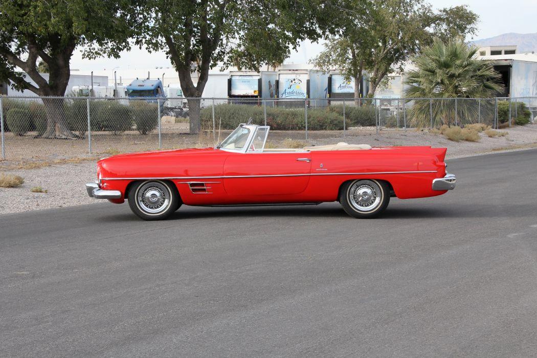 1956 Dual Ghia Convertible Classic USA d 5184x3456-02 wallpaper