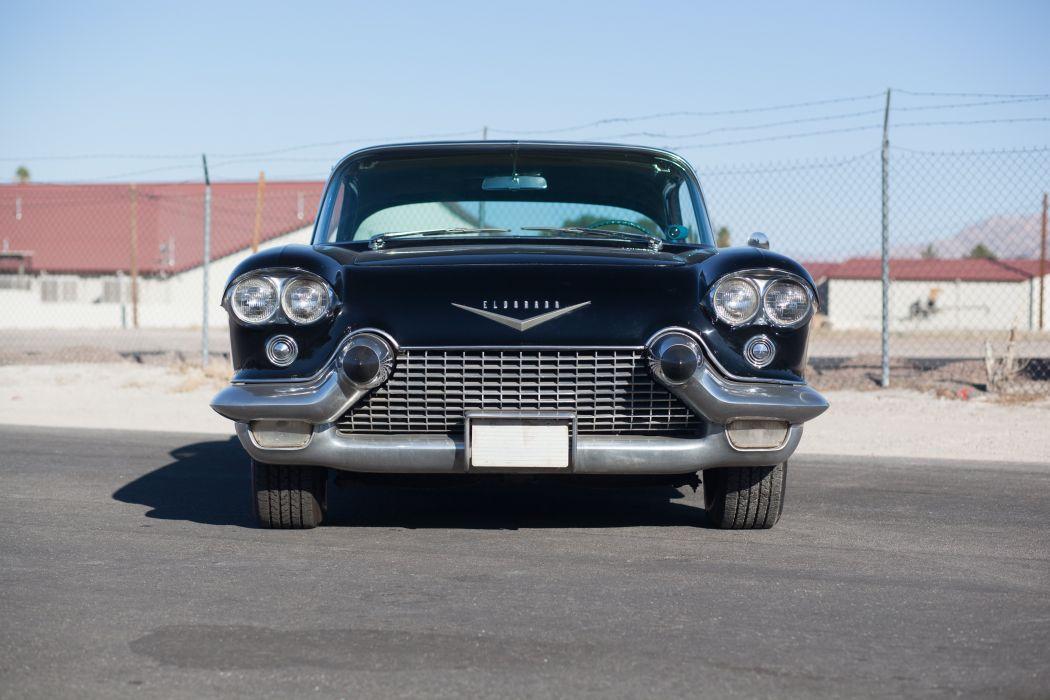 1957 Cadillac Eldorado Brougham Sedan Classic USA d 5616x3744-01 wallpaper