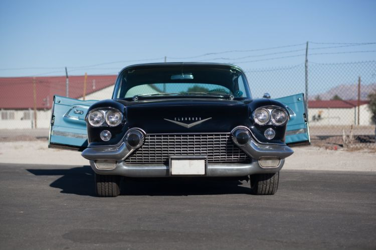 1957 Cadillac Eldorado Brougham Sedan Classic USA d 5616x3744-04 wallpaper