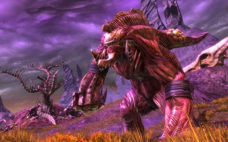 RIFT Storm Legion mmo online fantasy fighting action adventure rpg 1rsl warrior wallpaper