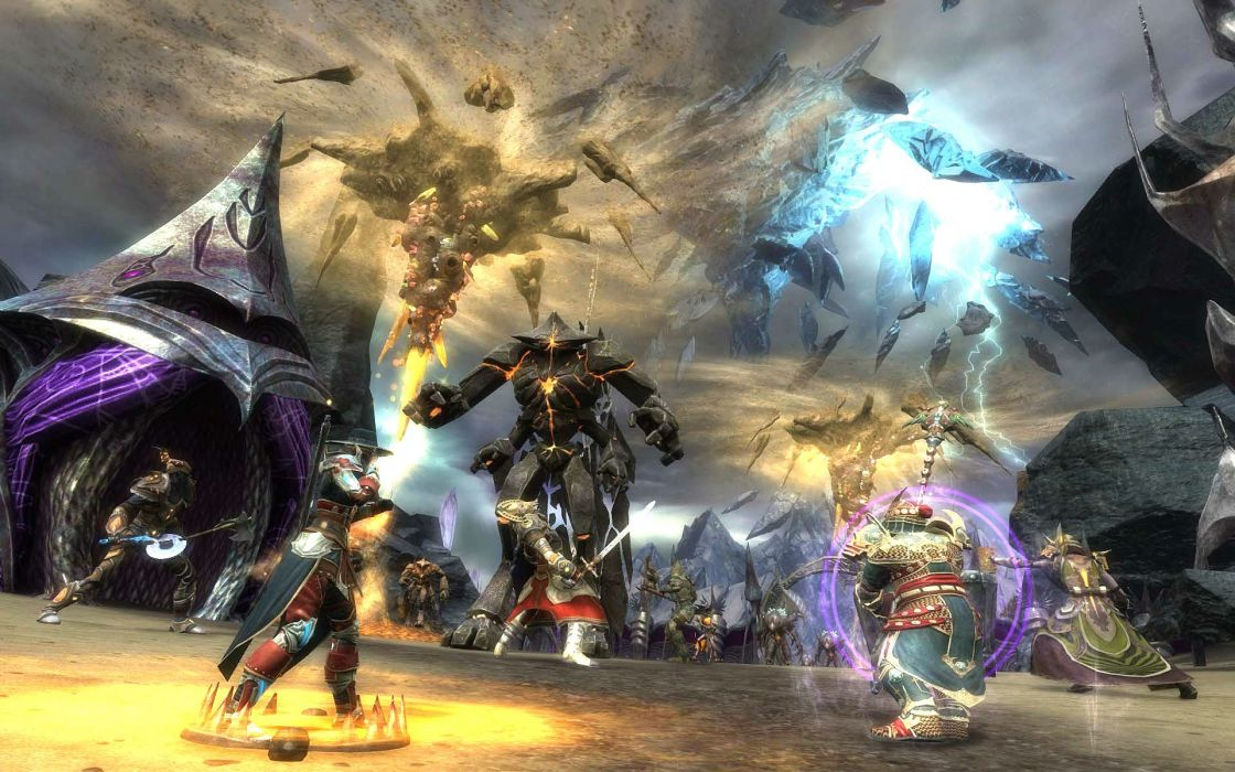 RIFT Storm Legion mmo online fantasy fighting action adventure rpg 1rsl warrior wallpaper
