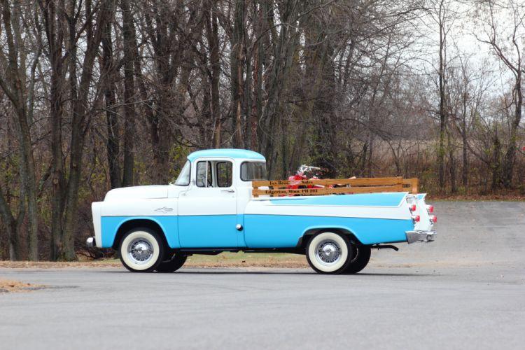 1957 Dodge Sweptline Pickup Classic USA d 5184x3456-02 wallpaper