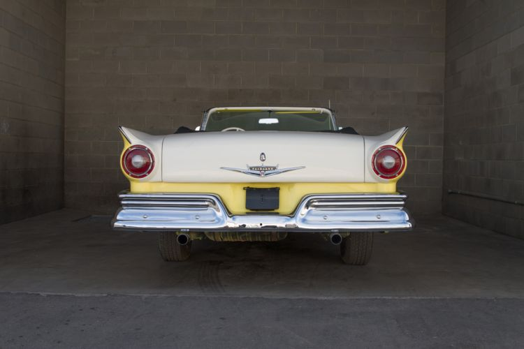 1957 Ford Fairlane 500 Sunliner Classic USA d 5130x3420-02 wallpaper