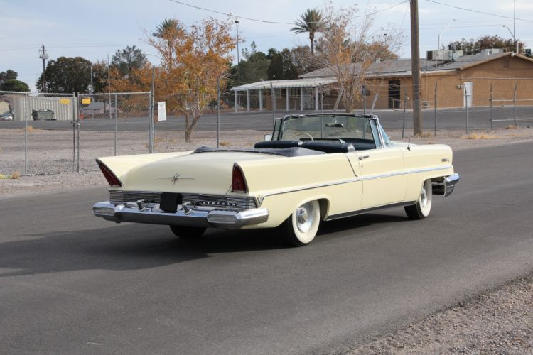 1957 Lincoln Premiere Convertible Classic USA d 5184x3456-02 wallpaper
