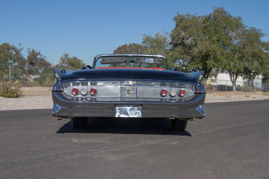 1958 Lincoln Continental Convertible Classic USA d 5117x3411-03 wallpaper