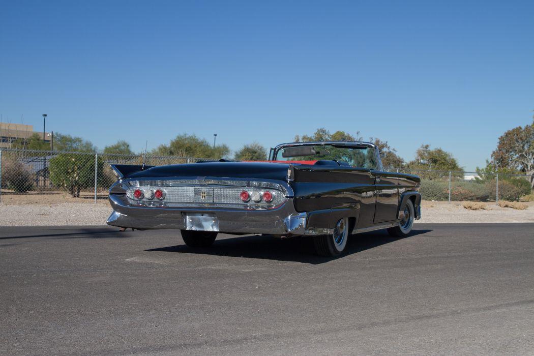 1958 Lincoln Continental Convertible Classic USA d 5184x3456-05 wallpaper