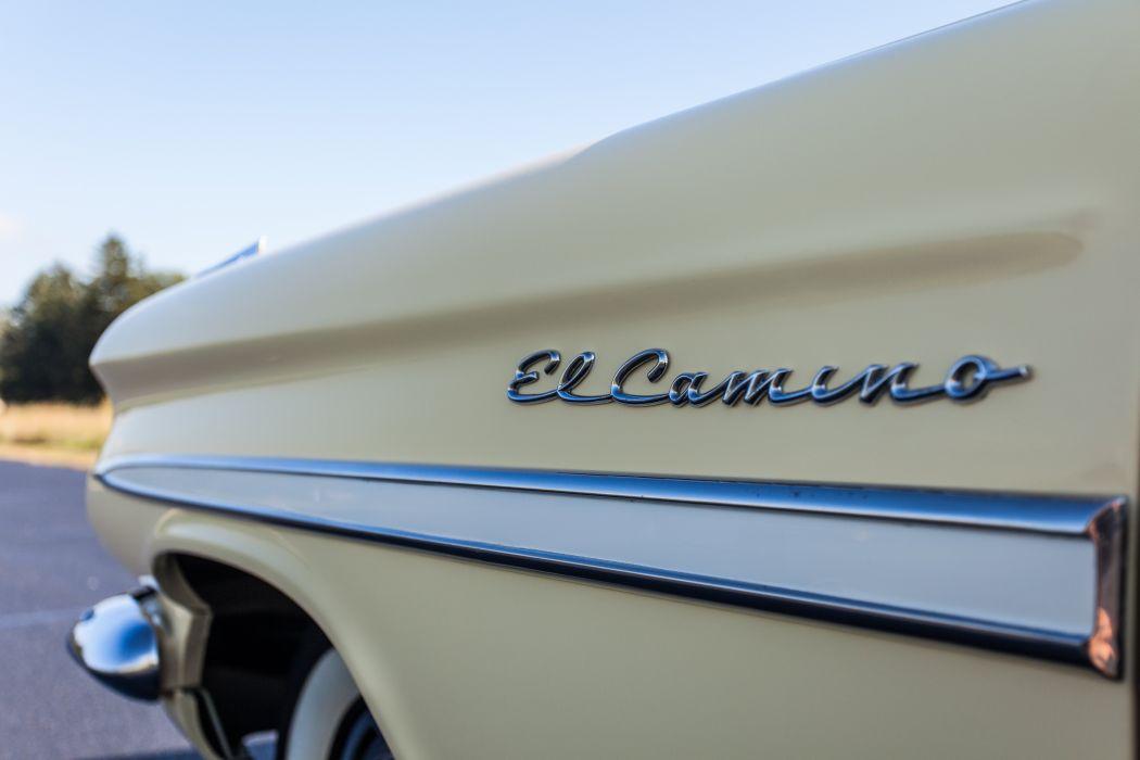 1959 Chevrolet Elcamino Pickup Classic USA d 5616x3744-06 wallpaper