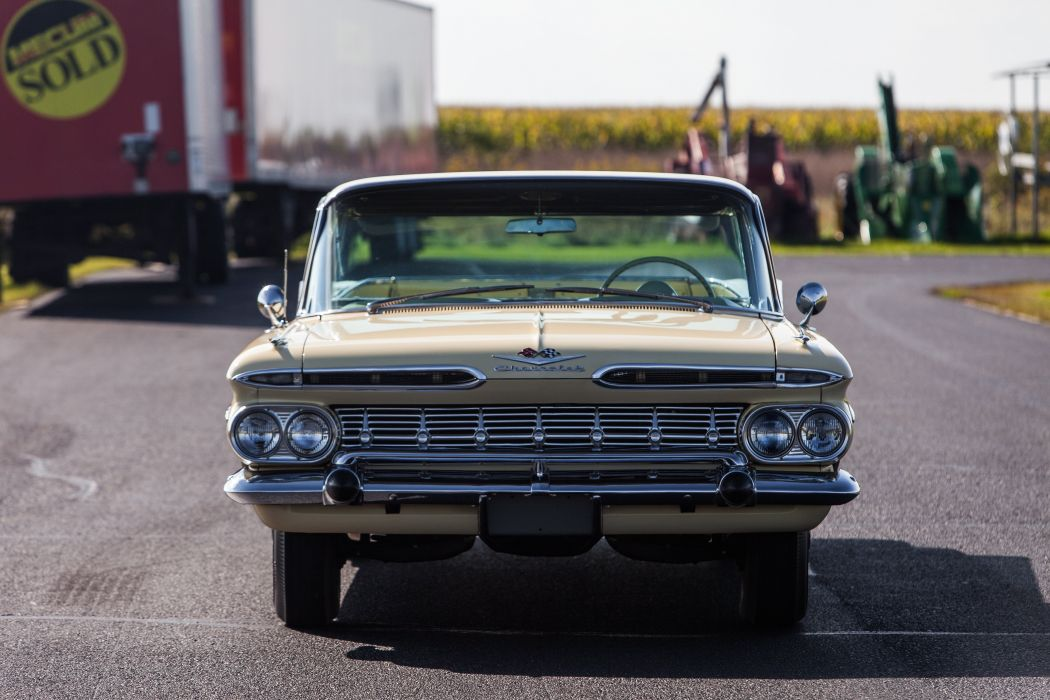 1959 Chevrolet Elcamino Pickup Classic USA d 5616x3744-07 wallpaper