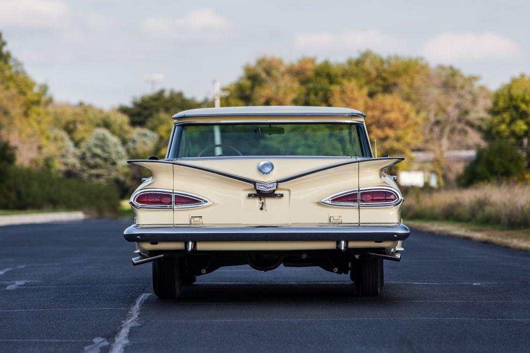 1959 Chevrolet Elcamino Pickup Classic USA d 5616x3744-10 wallpaper
