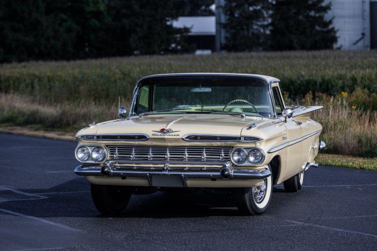 1959 Chevrolet Elcamino Pickup Classic USA d 5616x3744-11 wallpaper