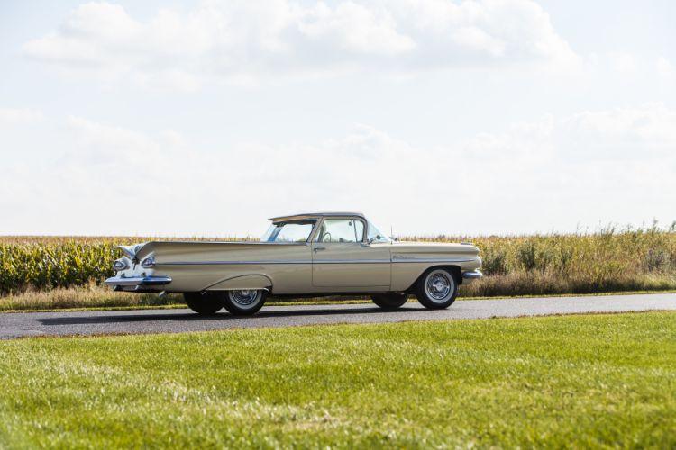 1959 Chevrolet Elcamino Pickup Classic USA d 5616x3744-13 wallpaper