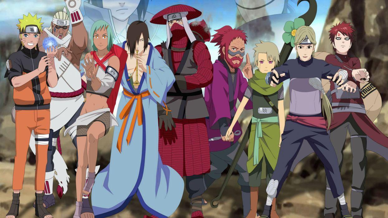 Naruto Shippuden Ultimate Ninja Storm Anime Action Fighting 1nsuns