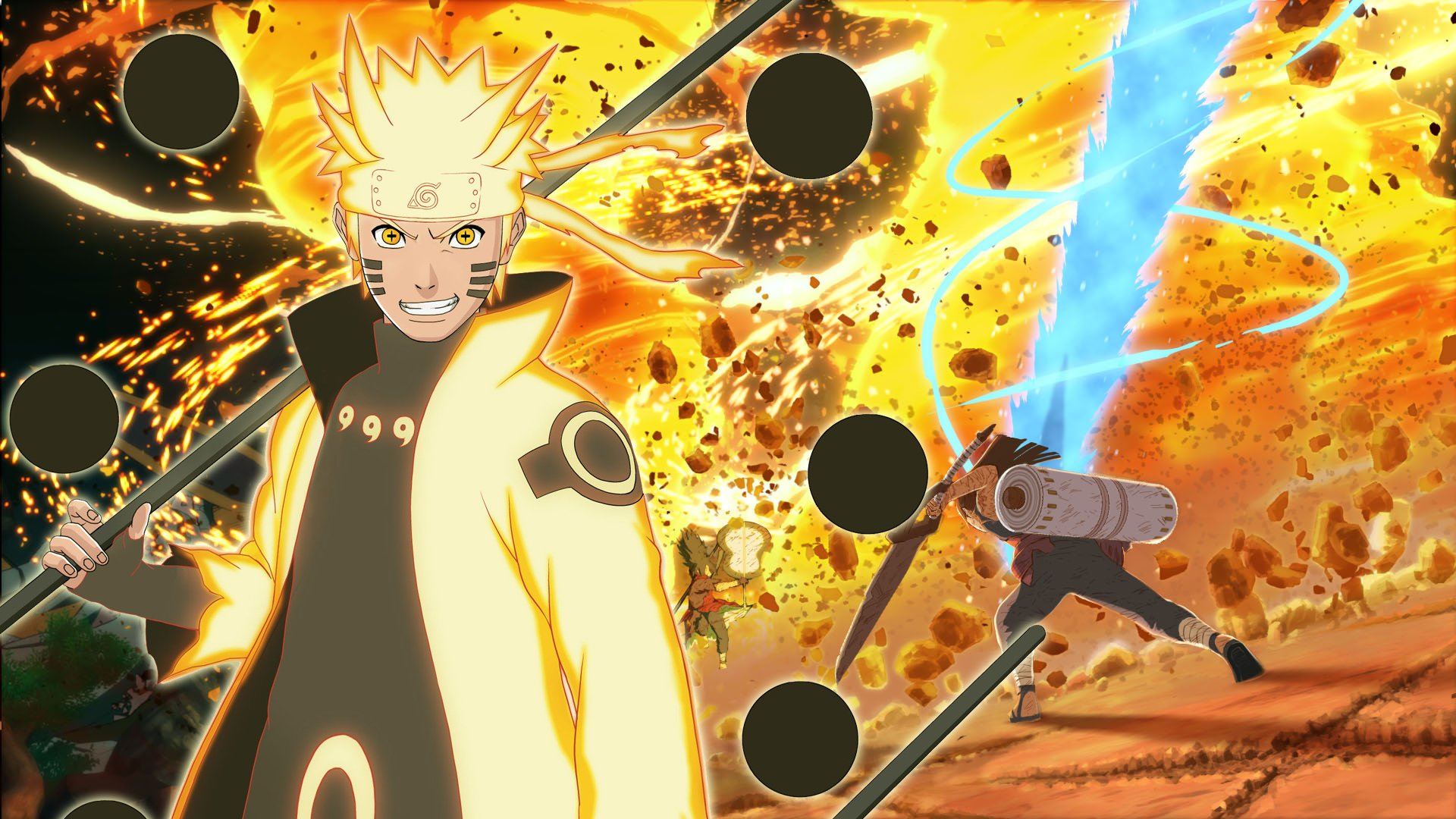 Messages >> NARUTO shippuden ultimate ninja storm anime action fighting 1nsuns fantasy martial arts ...