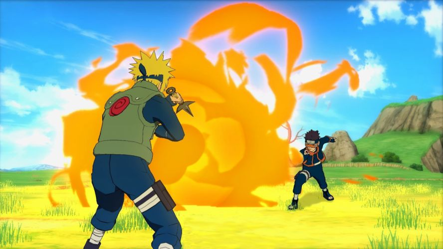 NARUTO shippuden ultimate ninja storm anime action fighting 1nsuns fantasy martial arts wallpaper