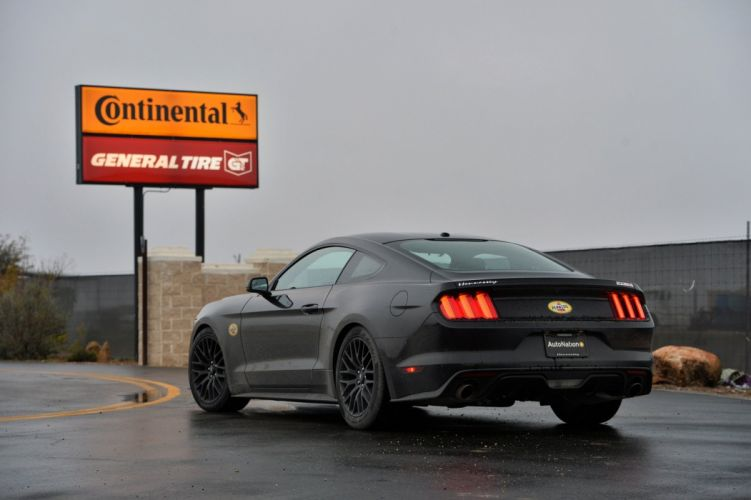 2015 Hennessey Mustang G T HPE700 Supercharged cars tuning wallpaper