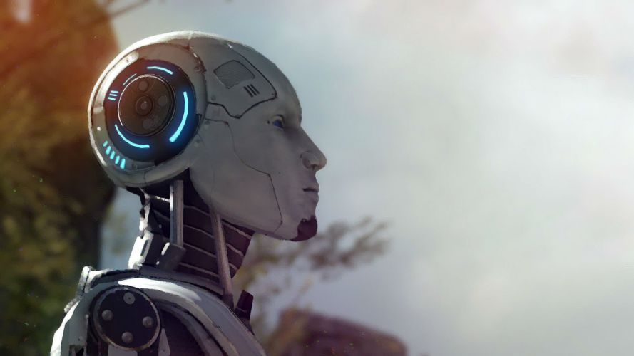 TALOS PRINCIPLE fpp puzzle sci-fi robot cyborg exploration adventure apocalyptic 1talosp wallpaper