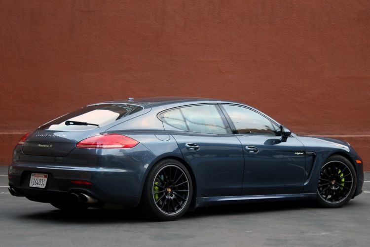 2015 Porsche Panamera-S E-Hybrid cars electric wallpaper