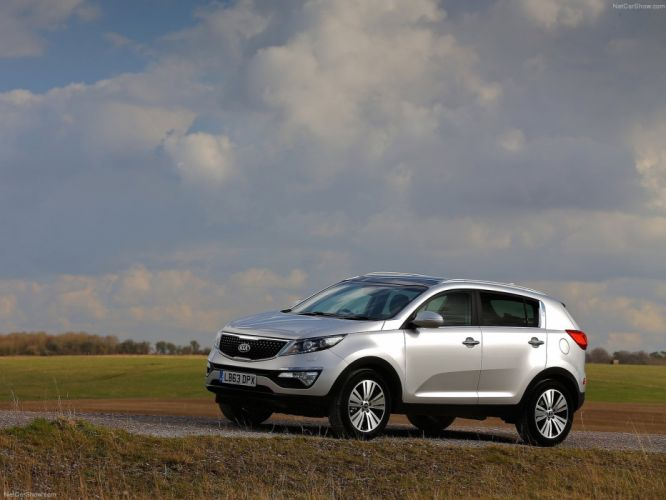 Kia Sportage 2014 suv cars wallpaper