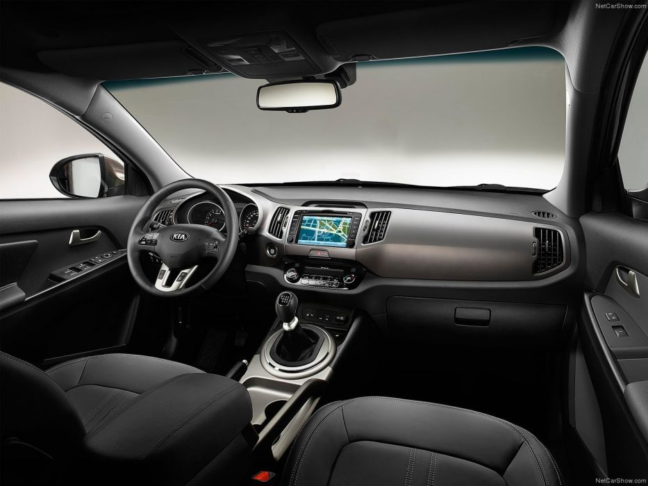 Kia Sportage 2014 suv cars interior wallpaper