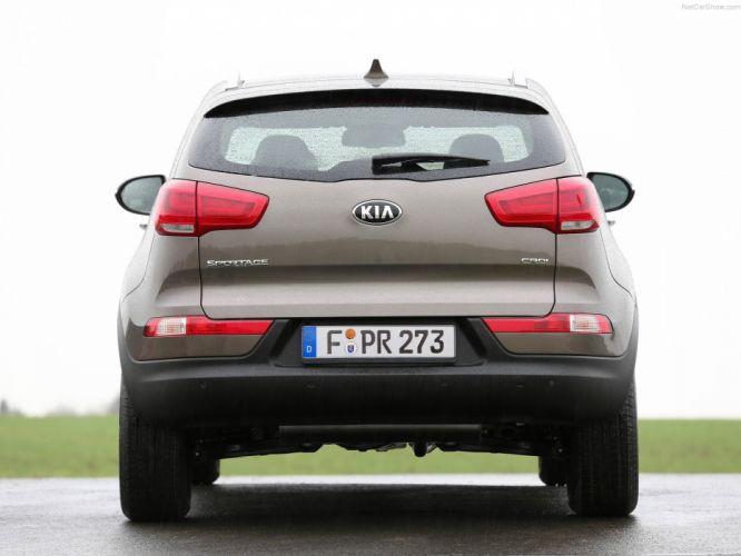 Kia Sportage 2014 suv cars wallpaper