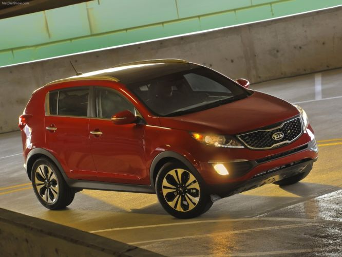Kia Sportage S X suv cars 2011 wallpaper