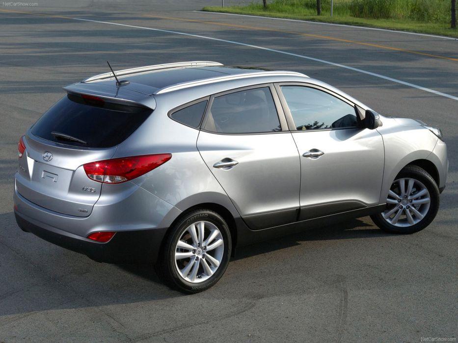 Hyundai Ix35 2011 Cars Suv Wallpaper 1600x1200 639475