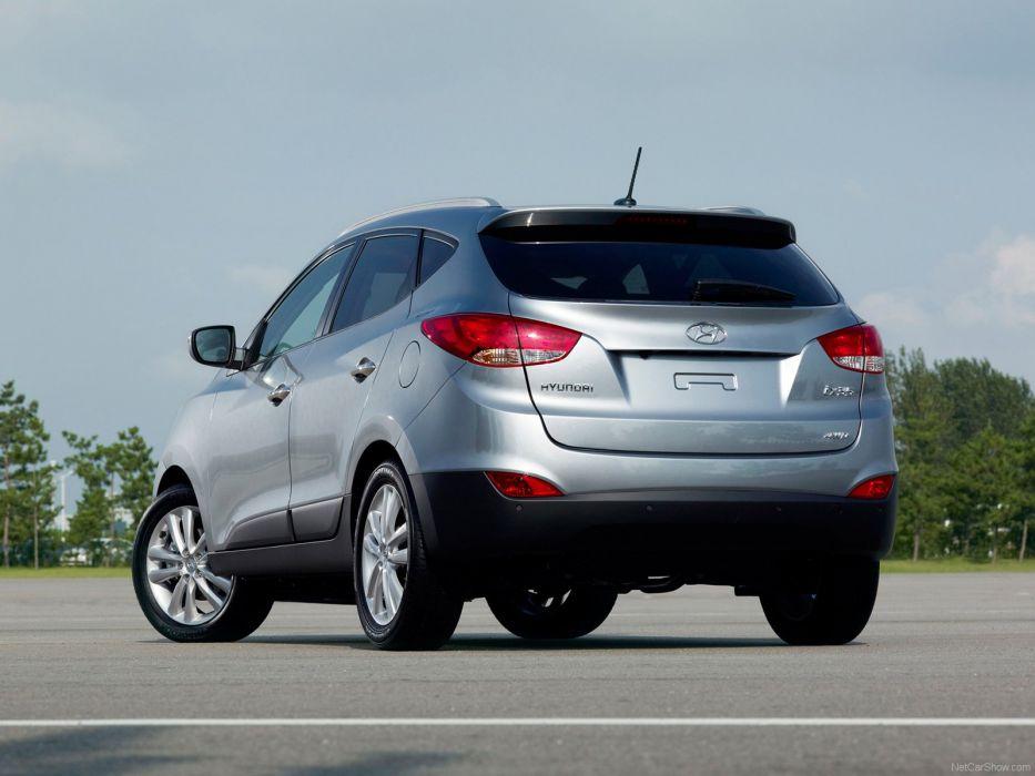 Hyundai ix35 2011 cars suv wallpaper