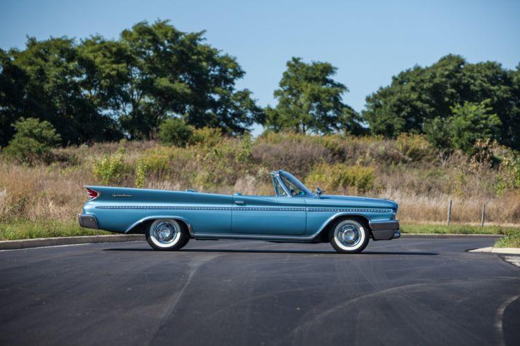 1960 Desoto Adventure Convertible Classic USA d 5616x3744-03 wallpaper