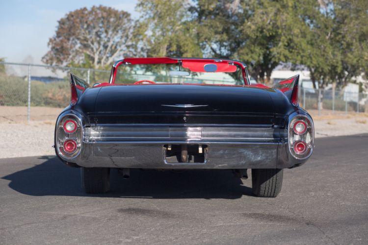 1960 Cadillac Series62 Convertible Classic USA d 5760x3840-03 wallpaper