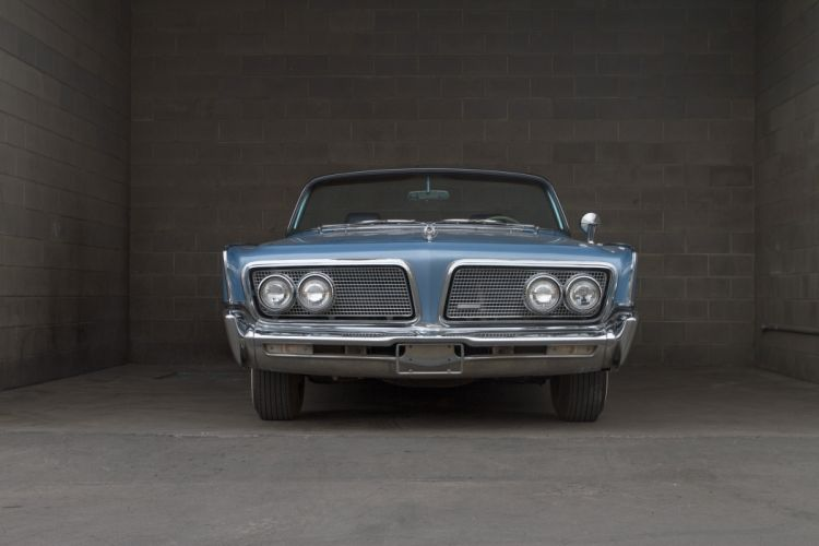 1964 Chrysler Imperial Crown Convertible Classic USA d 5184x3456-02 wallpaper