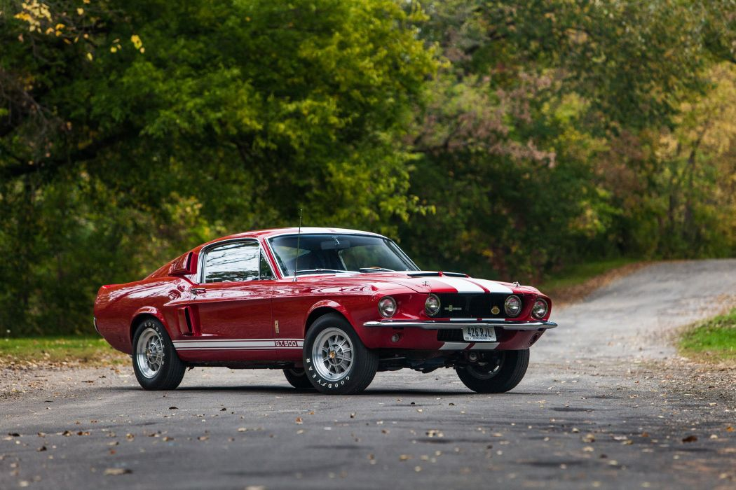 1966 Ford Mustang Shelby Cobra GT500 Muscle Classic USA d 5100x3400-05 wallpaper