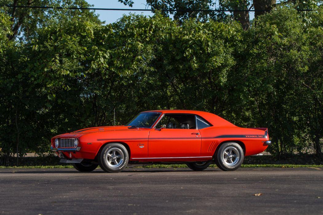 1969 Chevrolet Camaro Yenko SC 427 Muscle Classic USA d 5000x3333-01 wallpaper