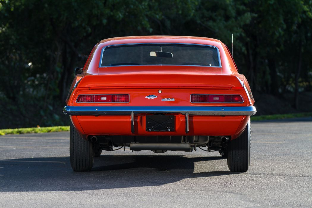 1969 Chevrolet Camaro Yenko SC 427 Muscle Classic USA d 5000x3333-06 wallpaper