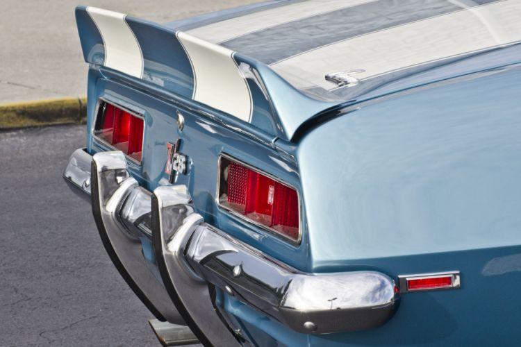1969 Chevrolet Camaro Z28 Muscle Classic USA d 4200x2800-02 wallpaper