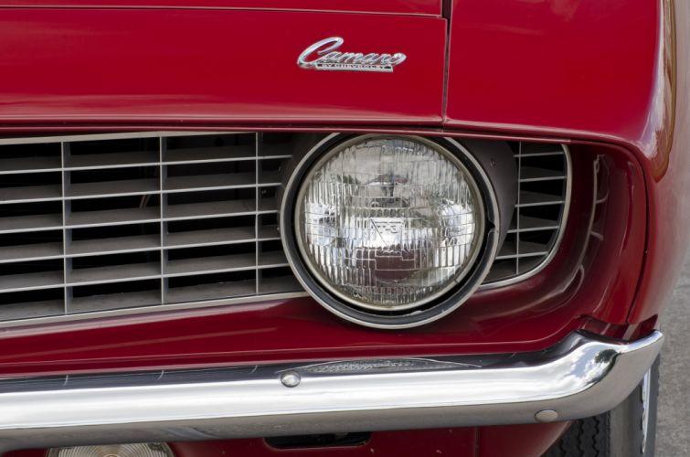 1969 Chevrolet Camaro ZL1 Muscle Classic USA d 4200x2800-05 wallpaper