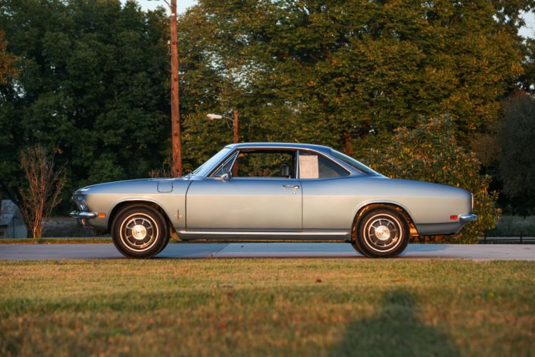 1969 Chevrolet Corvair Monza Coupe Compact Classic USA d 5616x3744-03 wallpaper