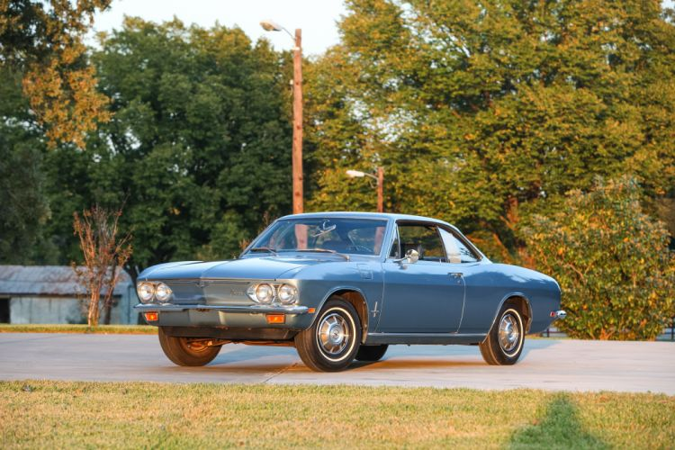 1969 Chevrolet Corvair Monza Coupe Compact Classic USA d 5616x3744-01 wallpaper