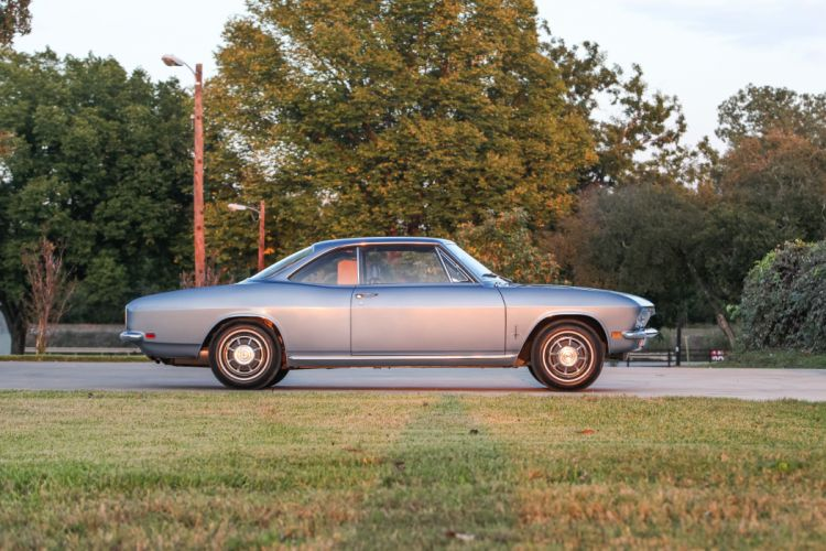 1969 Chevrolet Corvair Monza Coupe Compact Classic USA d 5616x3744-05 wallpaper