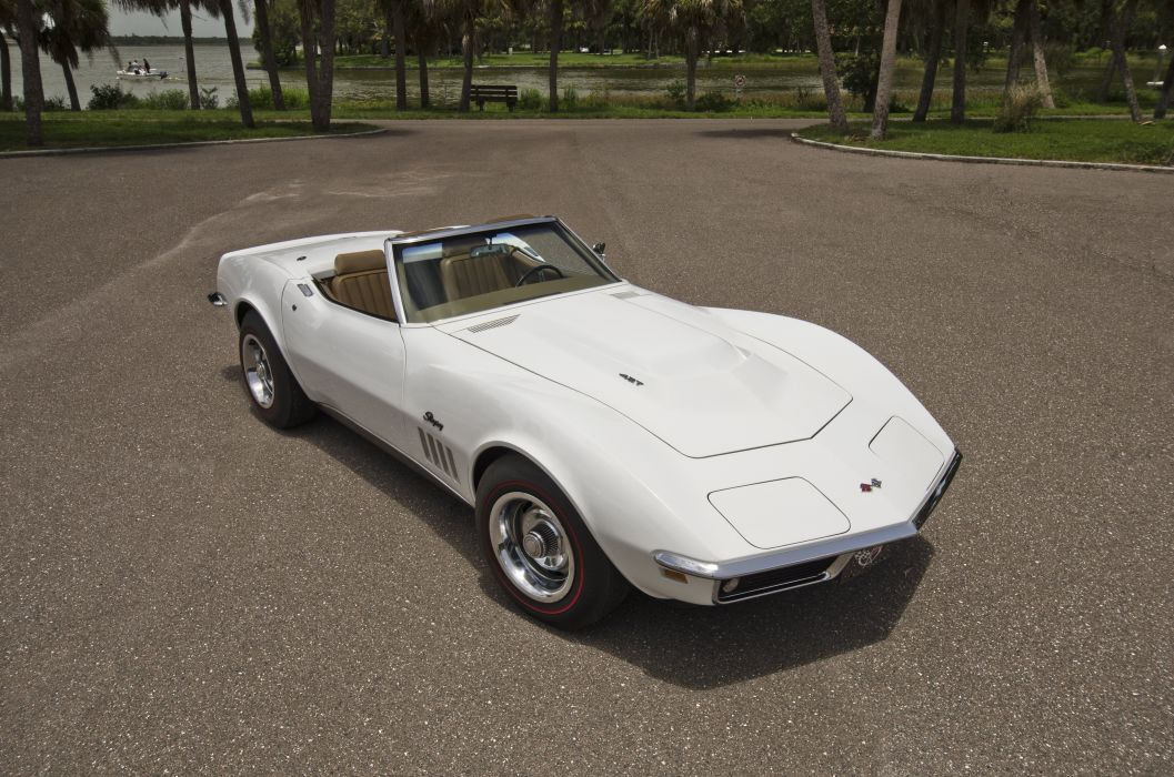 1969 Chevrolet Corevette L88 Stingray Convertible Muscle Classic USA d 4800x3200-06 wallpaper