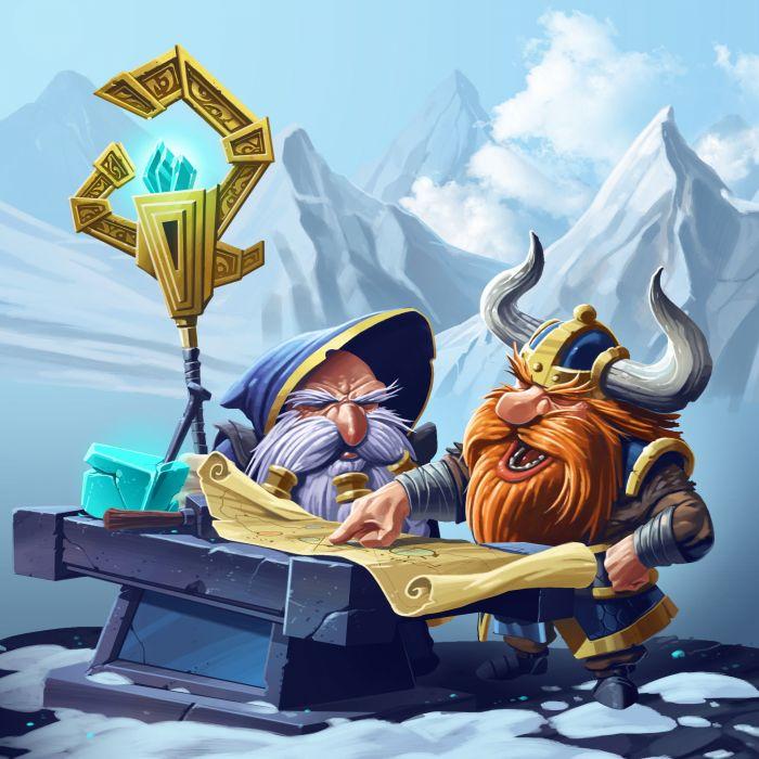 KINGDOM Of AELGARD fantasy action fighting adventure quest 1koa magic strategy rts warrior magician sorcerer wallpaper