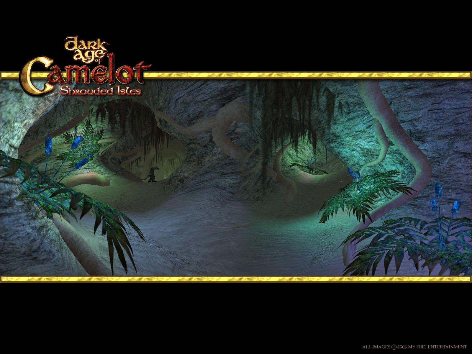 Dark Age Camelot Rpg Mmo Fantasy Action Fighting Medieval Online