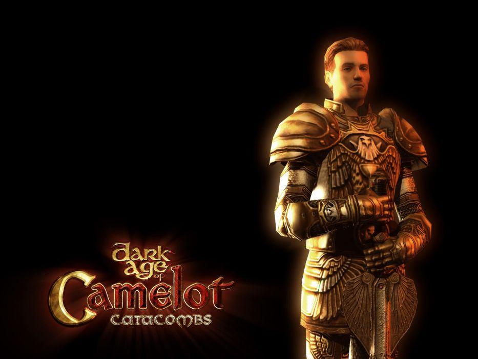 DARK AGE CAMELOT rpg mmo fantasy action fighting medieval online 1dag warrior wallpaper