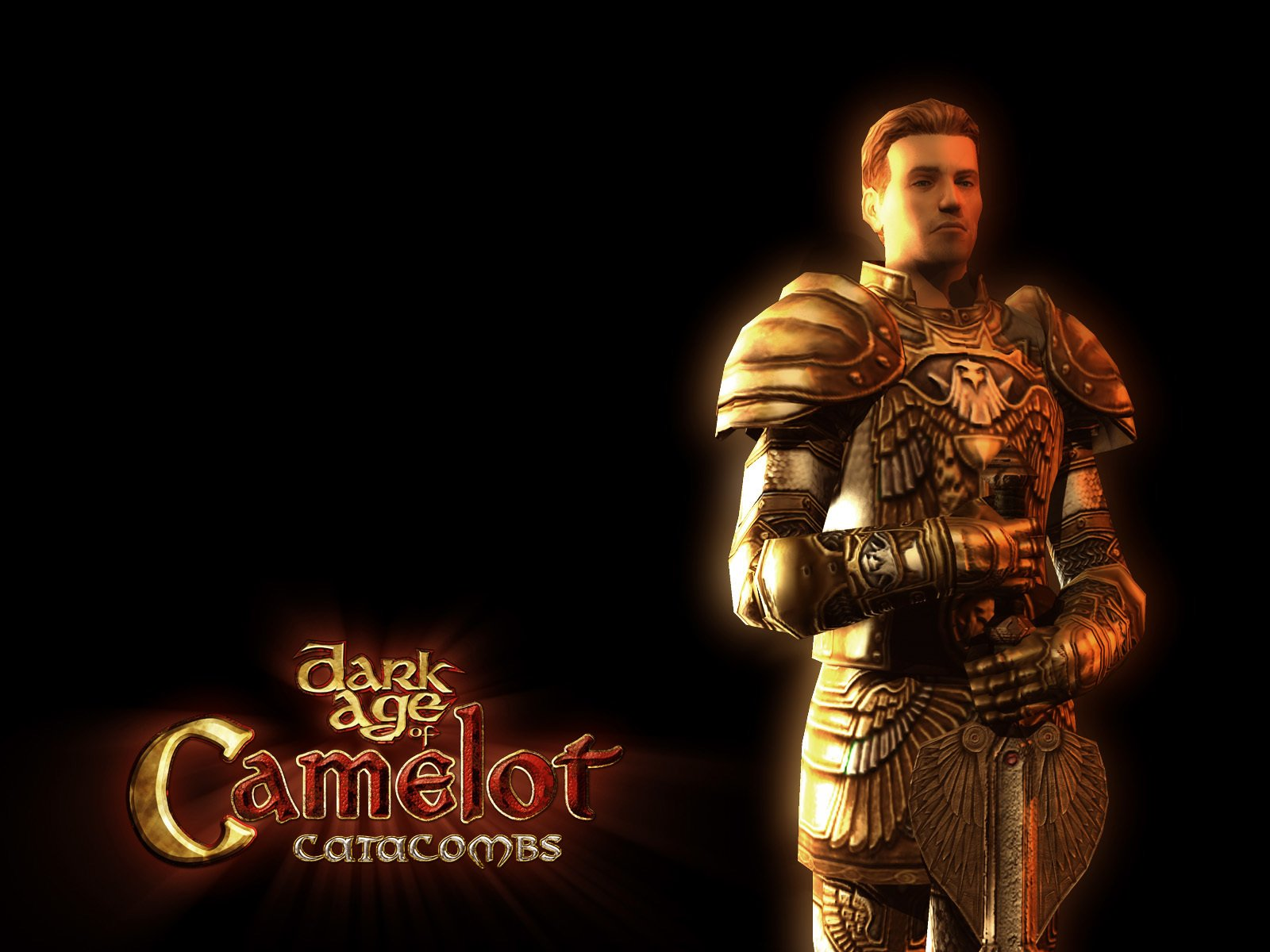 Dark Age of Camelot Poster Dark Age Camelot Rpg Mmo