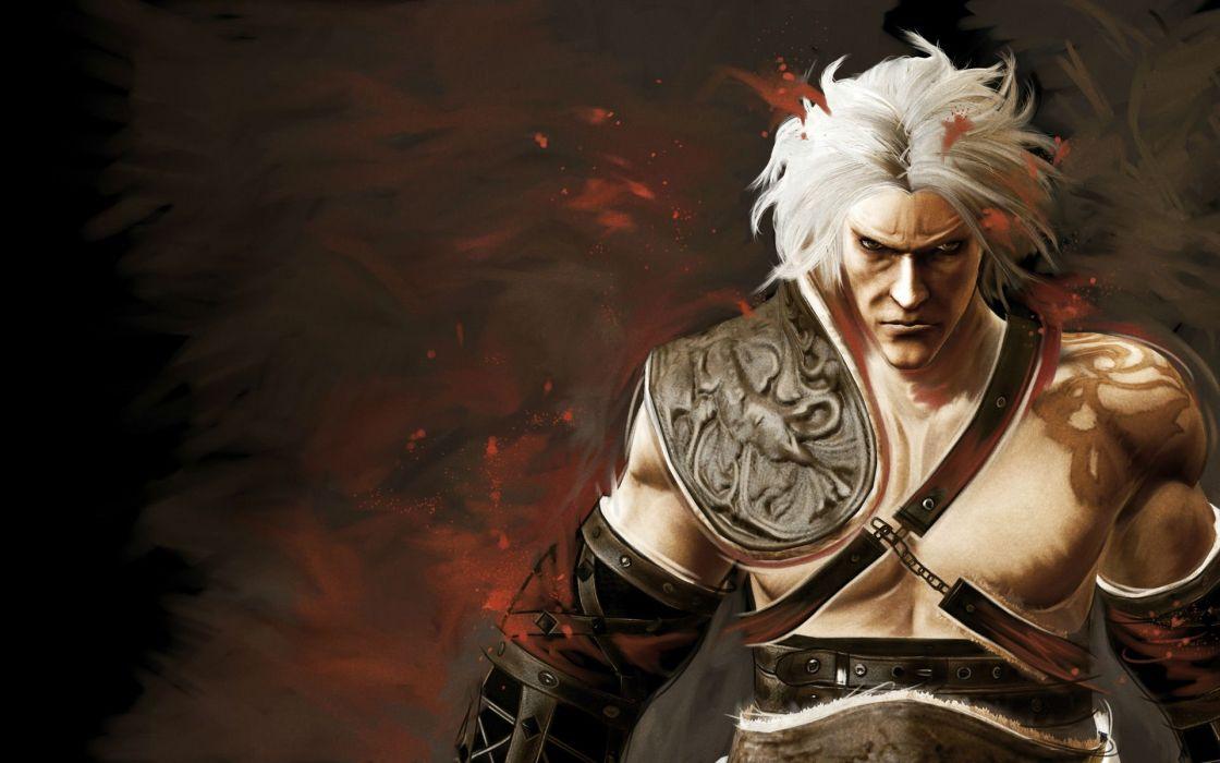 NIER action rpg fighting adventure drakengard fantasy 1nier wallpaper