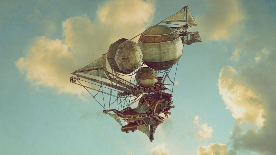 steampunk action wallpapers - photo #42