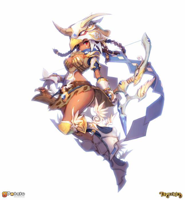 DRAGON SAGA Dragonica Online Fantasy Mmo Rpg Scrolling Magic 1dso