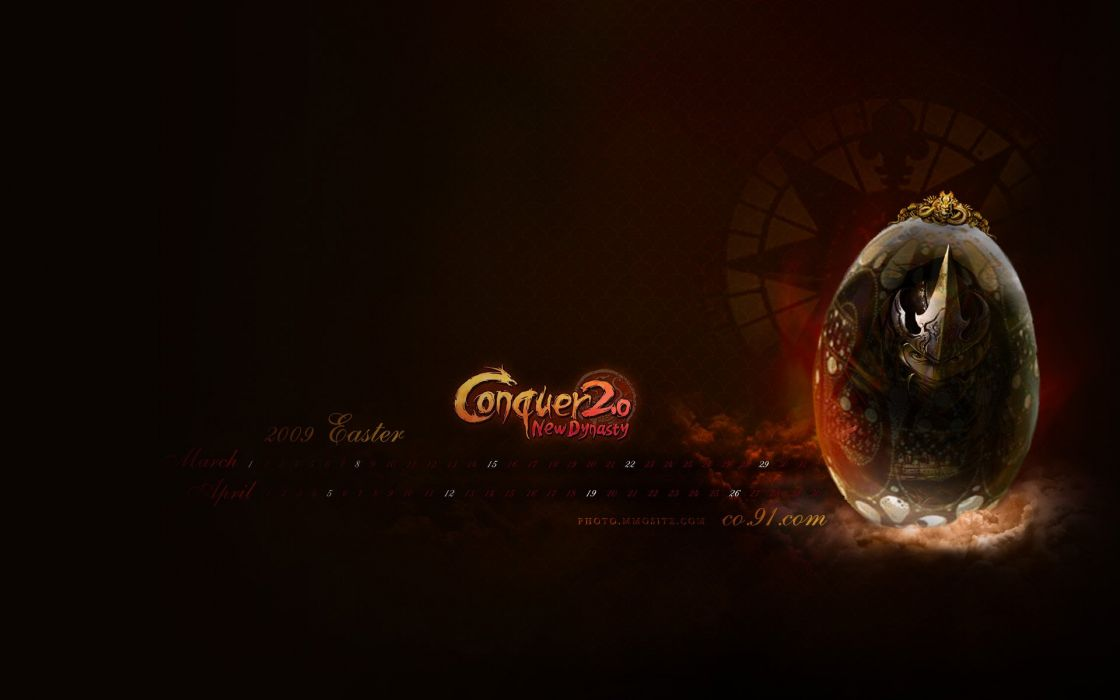 CONQUER ONLINE fantasy mmo rpg martial action fighting 1cono poster wallpaper