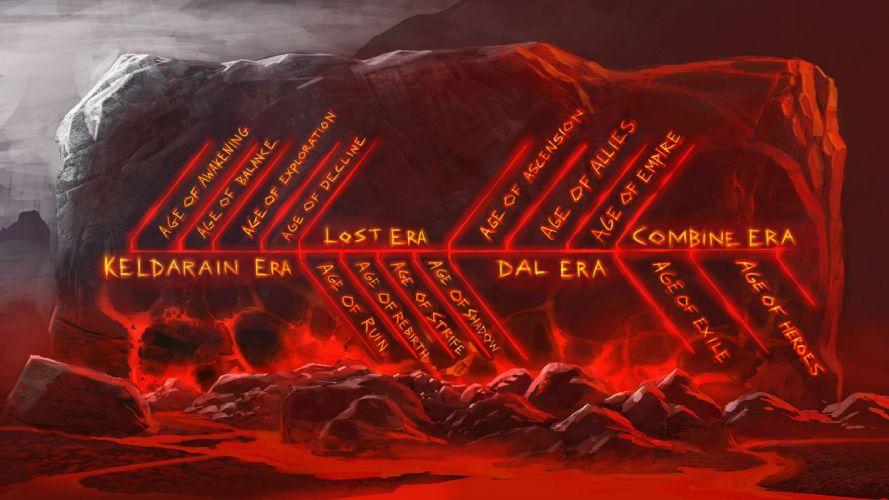 EVERQUEST NEXT fantasy mmo rpg action fighting online sandbox 1enext wallpaper
