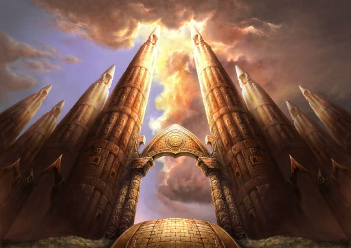 DEKARON ONLINE fantasy mmo rpg middle ages medieval 1dekao action fighting 2moons wallpaper