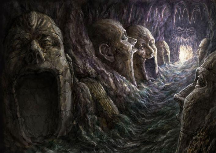 DEKARON ONLINE fantasy mmo rpg middle ages medieval 1dekao action fighting 2moons dark evil wallpaper